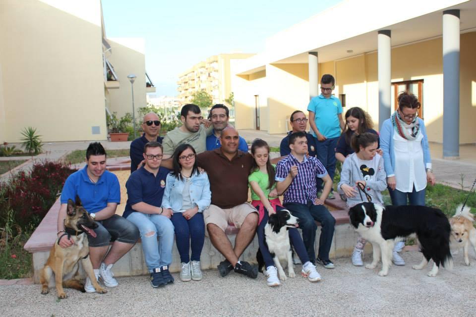 PE Therapy Unitalsi Andria Francesco Damico